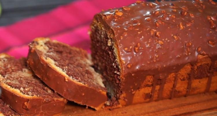 Cake marbré - Har w hlow Ep 64