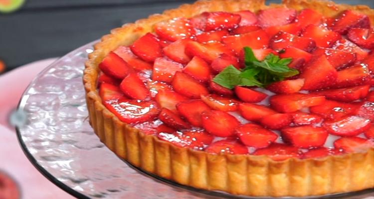 Tarte aux fraises - Har w hlow Ep 59