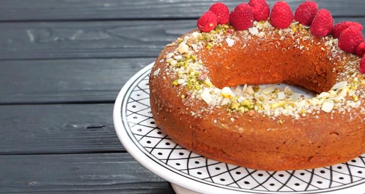 Khobzet fakia (gâteau aux fruits secs) - Har w hlow Ep 56