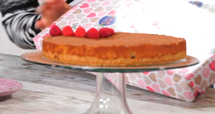 Cheesecake au chocolat oppa - Koujina Junior 3 - Ep 21