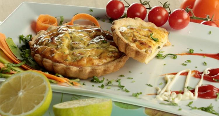 Tartelette au fromage