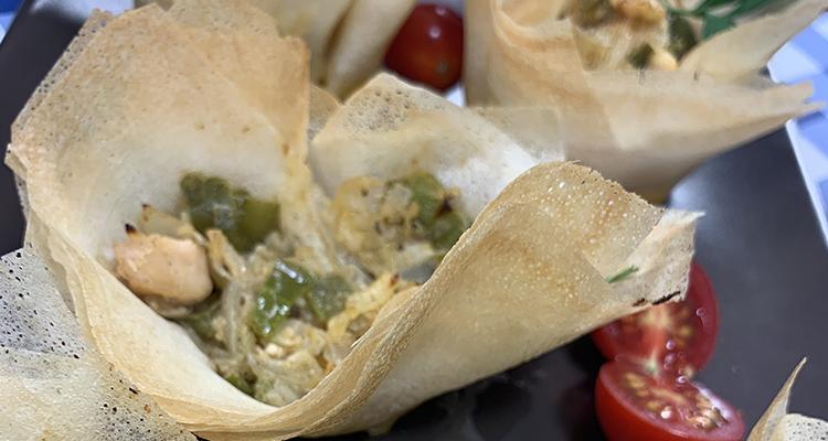 وصفات شهية بورق الملسوقة