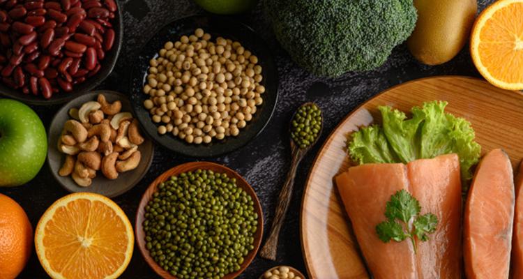 10 مكونات غذائيّة لضمان جسم متناسق؟