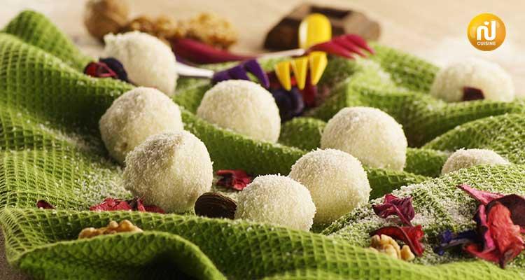 Boulettes de noix de coco