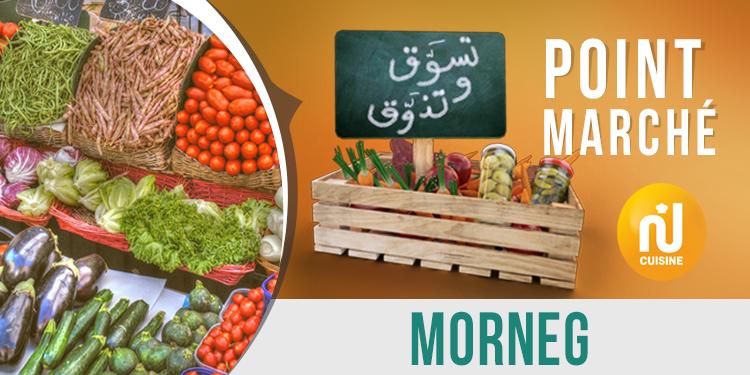 Point marché : Morneg