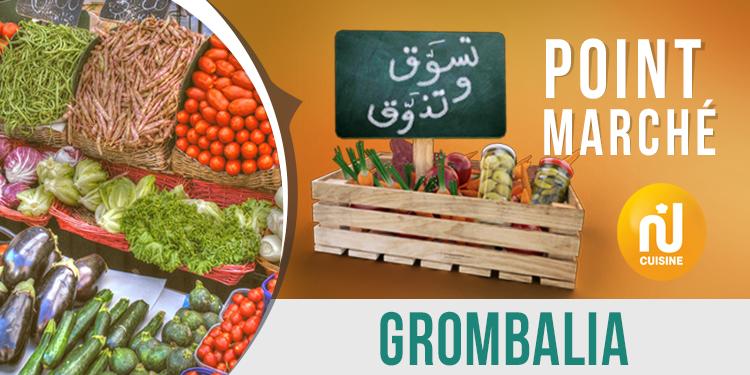 Point marché : Grombelia