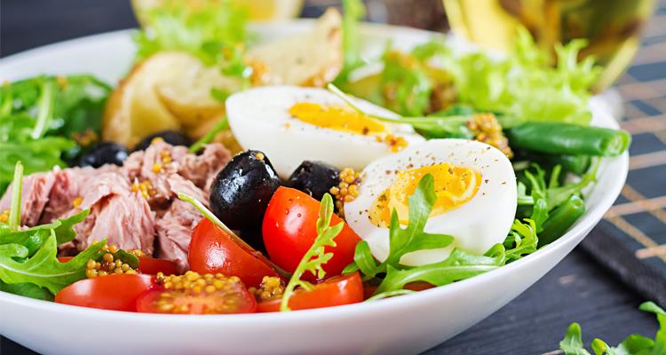 Salade Nicoise La Meilleure Recette
