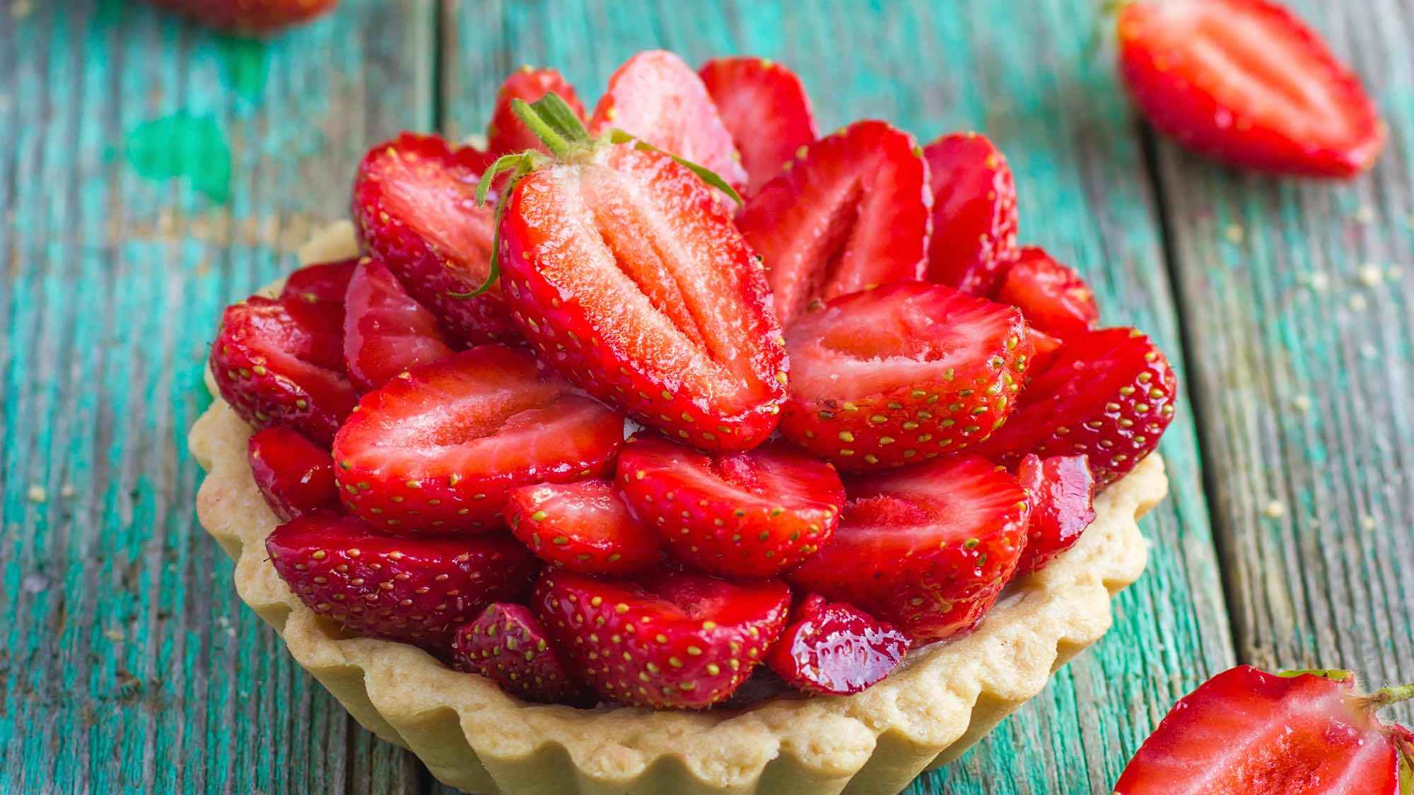 10 Recettes à base de fraises | La sélection de Nessma Cuisine