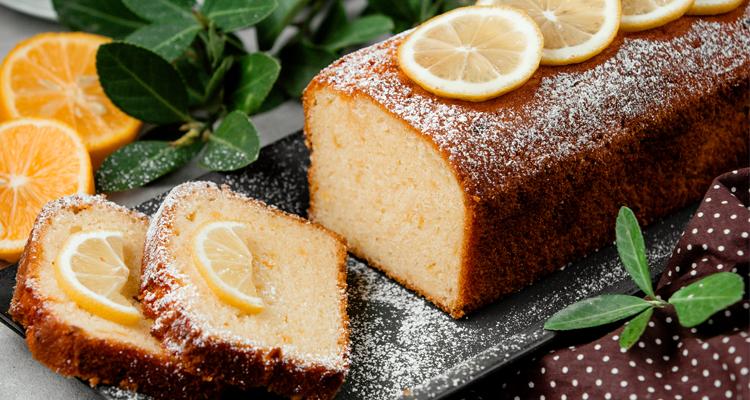 Cake au citron : La meilleure recette en vidéo