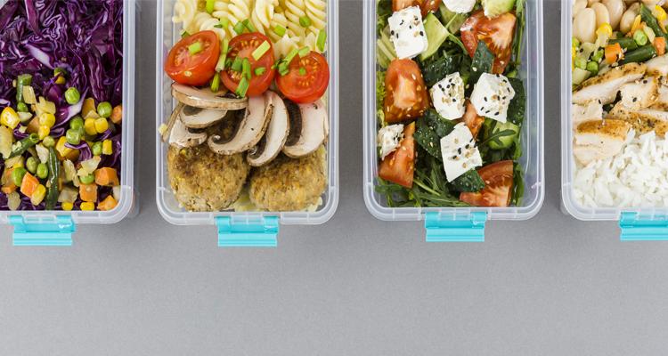 5 idées de salades à apporter au bureau