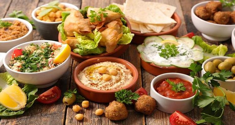 Les spécialités culinaires libanaises