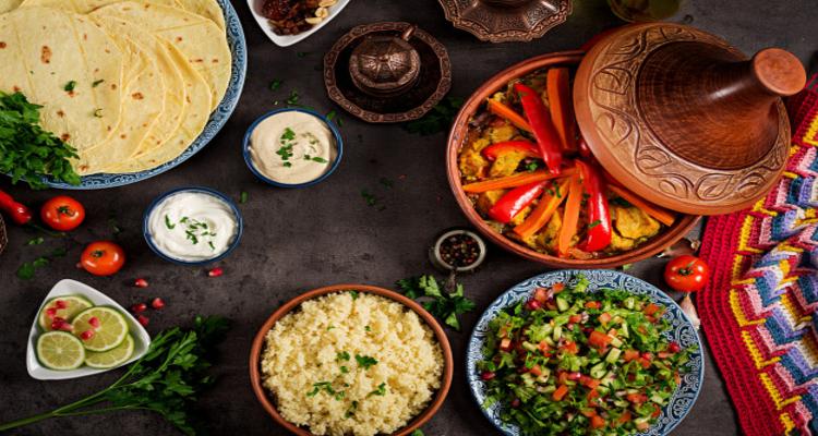 Les spécialités culinaires Marocaines.