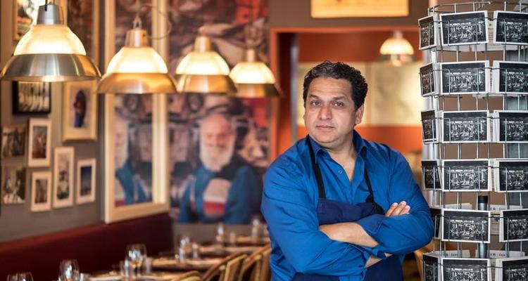 Le parcours du chef Tunisien Noredine Labiadh dans une série documentaire sur Planète+