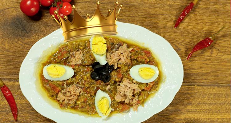 La Salade Méchouia votée meilleure salade au monde selon tasteatlas