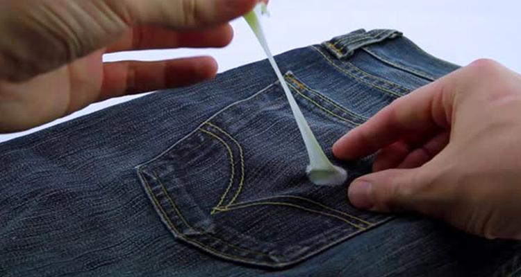 Comment enlever un chewing-gum sur un vêtement ?