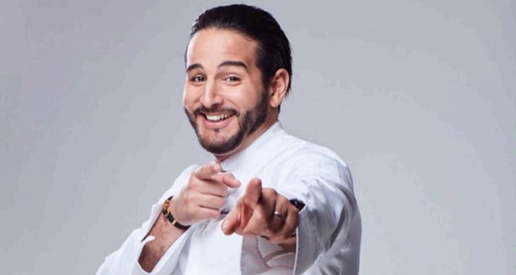Le franco-algérien Mohamed Cheikh grand gagnant de Top Chef 2021