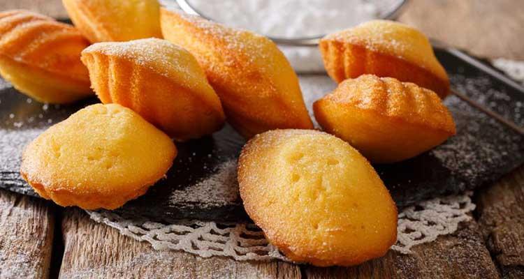 Les madeleines, un goûter idéal pour les enfants