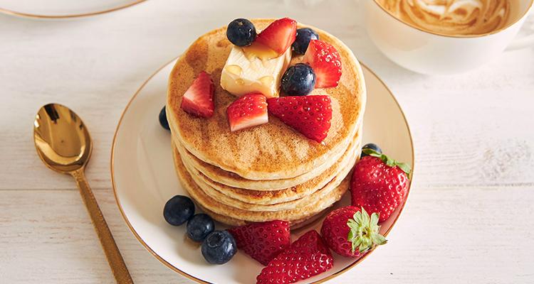 Pancakes : 5 recettes sucrées salées